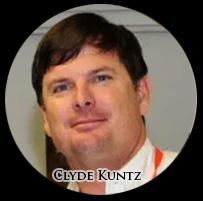 Clyde Kuntz - Diver